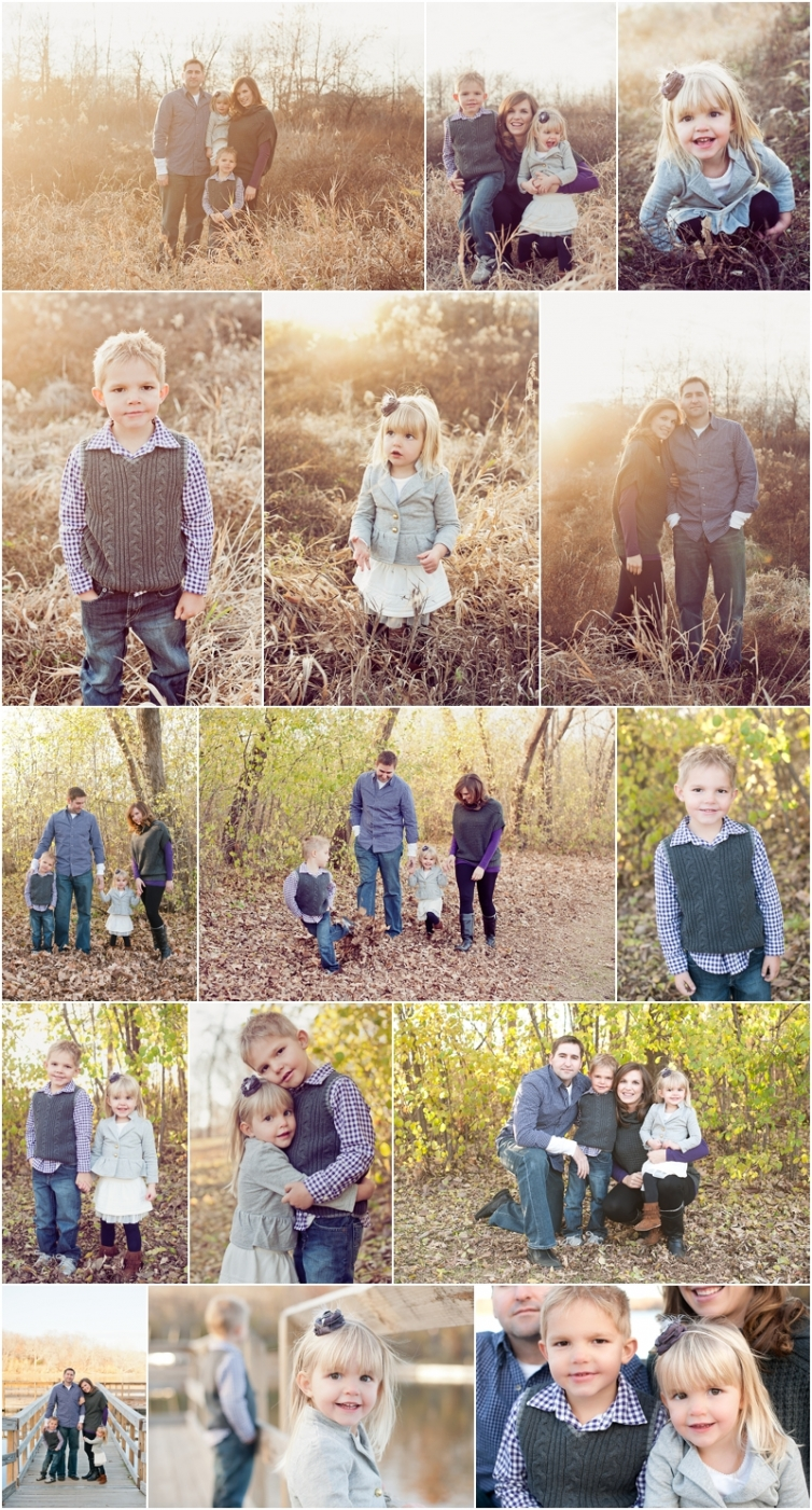 2012 11 07 002 Minneapolis Family Photographer • Fall Family Portraits in Bloomington