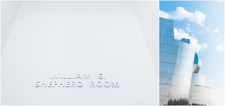 01 Weisman Art Museum William G Shepher Room Weisman Art Museum Wedding Photographer