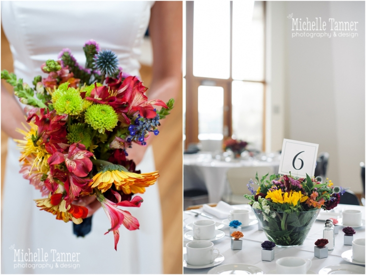 02 WAM Wedding Flowers Photography Weisman Art Museum Wedding Photographer